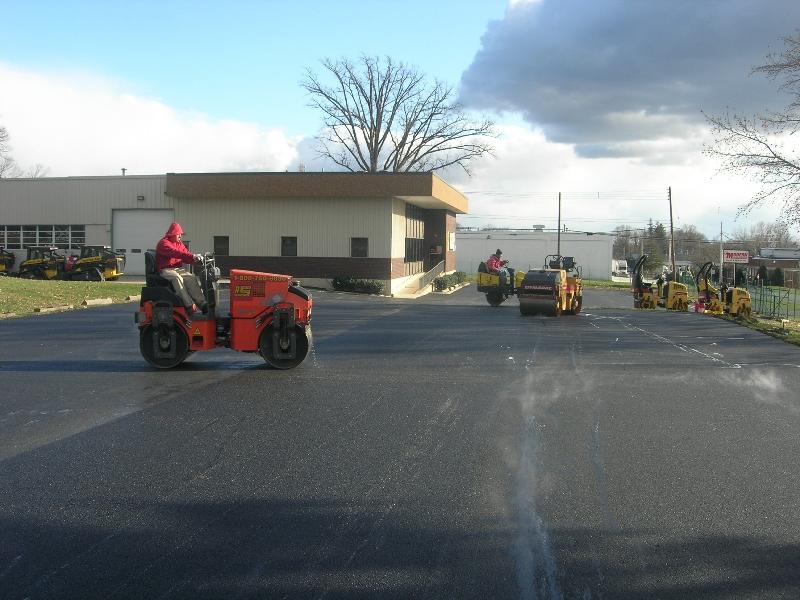 Cumberland County, NJ Local Government Asphalt Milling