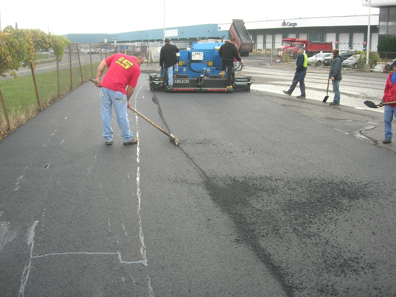 Downingtown, PA Commercial Asphalt Paving Services