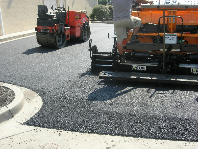 Delaware County, PA Commercial Asphalt Paving Services