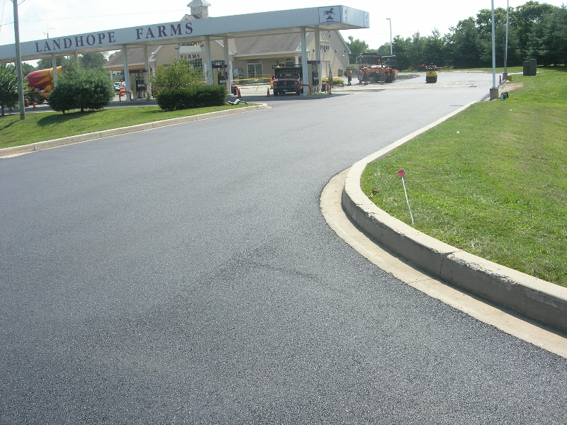 Chester County, PA Commercial Asphalt Paving Services