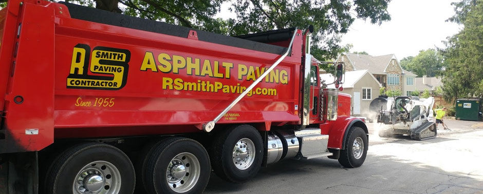 Asphalt Paving Industrial